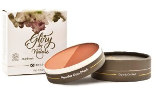 Glory By Nature Duo Blush Compacto 380 Orange Spice 10g