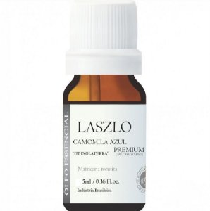 Laszlo Óleo Essencial de Camomila Azul Premium (10% Camazuleno) 5ml