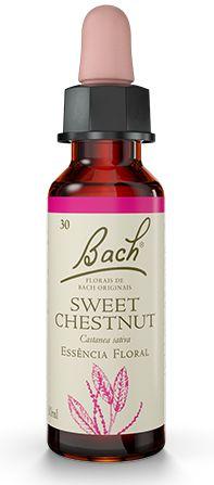 Florais de Bach Sweet Chestnut Original