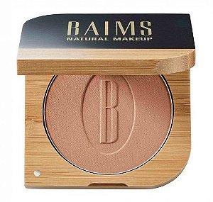 Baims Mineral Bronzer & Contour - 02 Amber Matte 9g