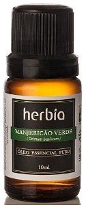 Herbia Óleo Essencial de Manjericão Verde 10ml