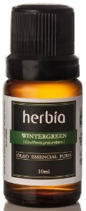 Herbia Óleo Essencial de Wintergreen 10ml
