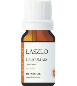 Laszlo Óleo Absoluto de Urucum (Sementes) 5ml
