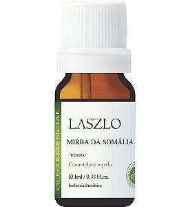 Laszlo Óleo Essencial de Mirra da Somália (Resina) 10,1ml