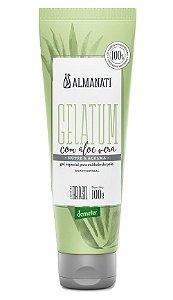 Almanati Gelatum Corporal com Aloe Vera 100g