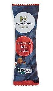 Monama Granolita com Mel - Orgânica e Sem Glúten 15g