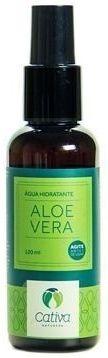 Cativa Natureza Água Hidratante Aloe Vera 120ml