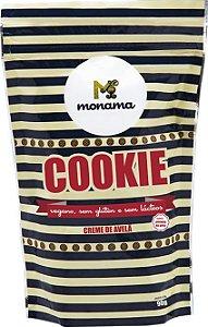 Monama Cookies Creme de Avelã 90g