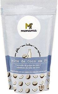 Monama Leite de Coco em Pó 180g