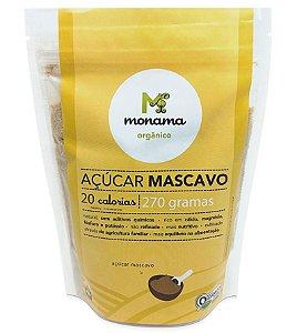 Monama Açúcar Mascavo Orgânico 270g