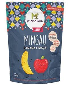 Monama Mini Mingau Banana e Maçã Sem Glúten