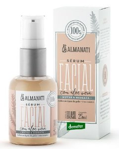 Almanati Sérum Facial com Aloe Vera 25ml
