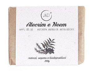 Jaci Natural Sabonete Alecrim e Neem 100g