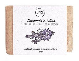 Jaci Natural Sabonete Lavanda e Oliva 100g