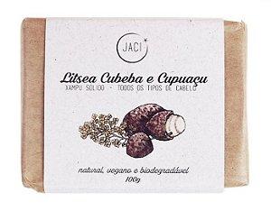 Jaci Natural Sabonete Litsea Cubeba e Cupuaçu 100g