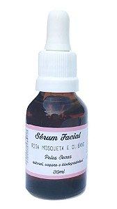 Jaci Natural Sérum Facial Rosa Mosqueta e Olíbano - Pele Seca 30ml