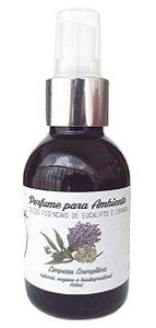 Jaci Natural Perfume para Ambiente Eucalipto e Lavanda - Limpeza Energética 100ml