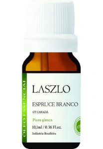 Laszlo Óleo Essencial de Espruce Branco 10,1ml