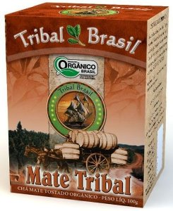 Tribal Brasil Chá Mate Tostado Orgânico 100g