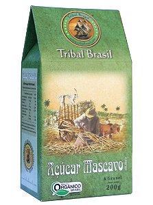 Tribal Brasil Açúcar Mascavo Orgânico Caixa 200g