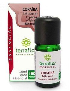 Óleo de Copaíba (bálsamo) 10ml - Terra Flor