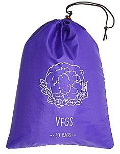 So Bags Vegs Roxo - Vegetais, Folhas e Ervas