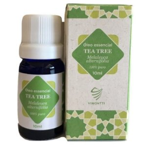Vimontti Óleo Essencial de Tea Tree (Melaleuca) 10ml