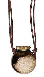Colar Aromatizador Pessoal de Cerâmica - Cantil