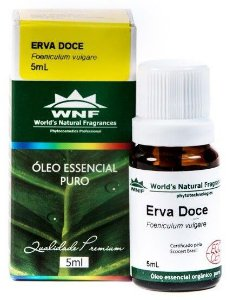 WNF Óleo Essencial de Erva Doce / Funcho 5ml