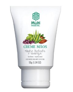 Multi Vegetal Creme para as Mãos 55g
