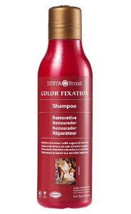 Surya Brasil Color Fixation Shampoo Restaurador 250ml