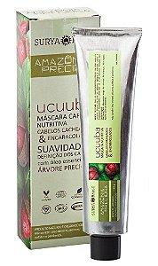Surya Brasil Amazônia Preciosa Ucuuba Máscara Capilar Nutritiva 120g