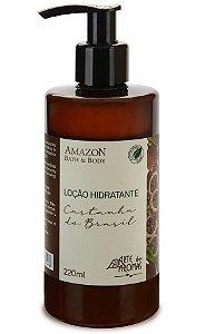 Arte dos Aromas Loção Hidratante Castanha do Brasil 220ml