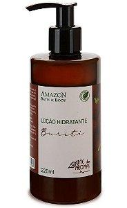 Arte dos Aromas Loção Hidratante Buriti Nutritiva 220ml