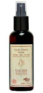 Arte dos Aromas Loção Tônica Facial Copaíba e Tea Tree 110ml