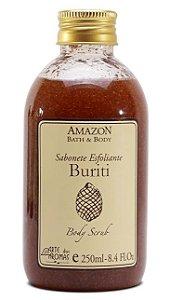 Arte dos Aromas Sabonete Esfoliante Buriti com Sementes de Damasco 250ml