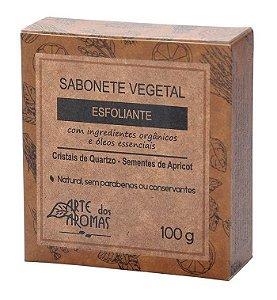 Arte dos Aromas Sabonete Cristais de Quartzo Esfoliante 100g