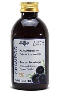 Arte dos Aromas Shampoo Açaí Orgânico 250ml