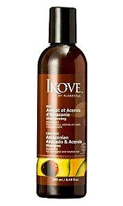 Ikove Shampoo de Abacate e Acerola 250ml