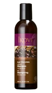Ikove Shampoo de Açaí e Chocolate 250ml