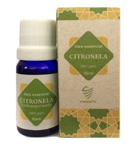 Vimontti Óleo Essencial de Citronela 10ml