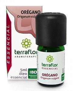 Terra Flor Óleo Essencial de Orégano 5ml
