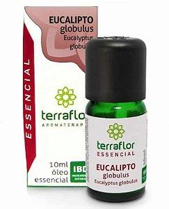 Terra Flor Óleo Essencial de Eucalipto Globulus 10ml