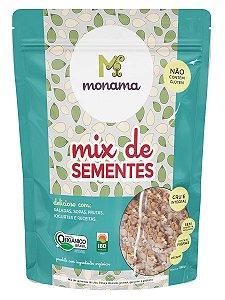 Monama Mix de Sementes Orgânico 190g