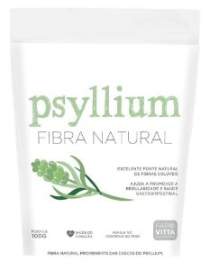 Farovitta Psyllium Fibra Natural 100g