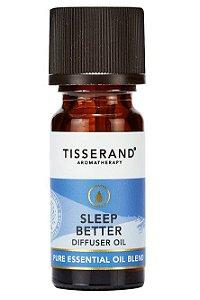 Tisserand Sleep Better Diffuser Oil - Blend de Óleos Essenciais 9ml