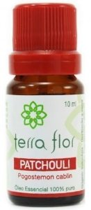 Terra Flor Óleo Essencial de Patchouli 10ml