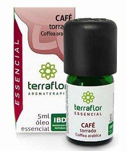 Terra Flor Óleo Essencial de Café Torrado 5ml