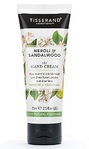 Tisserand Neroli e Sandalwood Creme para Mãos 75ml