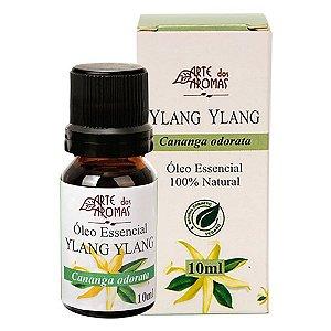 Arte dos Aromas Óleo Essencial de Ylang Ylang 10ml